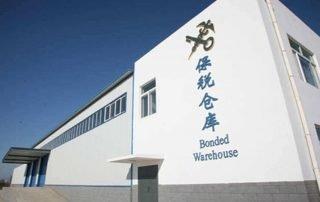 shenzhen bonded warehouse